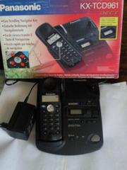 радиотелефон  panasonic kxtcd 961