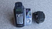 Продам радиотелефон Panasonic KX-TCA121UA F