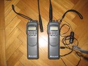 Радиостанции АLAN 95  две с  автомобильными антеннами